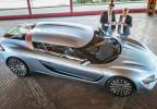 Die Zukunft wurde zugelassen:  QUANT e-Sportlimousine mit über 350 km/h  und über 600 km Reichweite